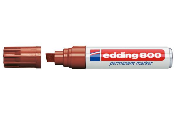 EDDING Permanent Marker 800 4-12mm 800-7 braun