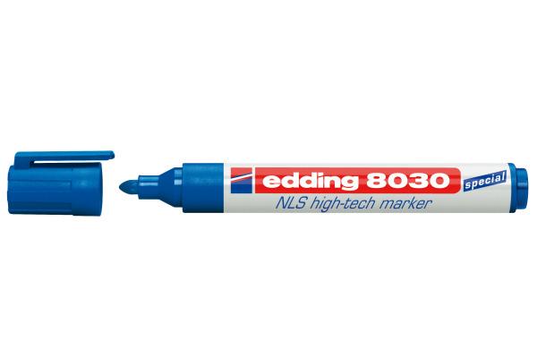 EDDING Hightech Marker 8030 1,5-3mm 8030-3 blau