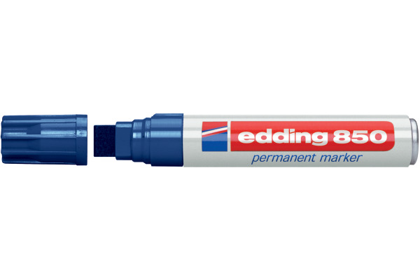 EDDING Permanent Marker 850 5-15mm 850-3 blau