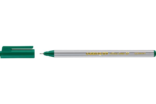 EDDING Fineliner 89 officeliner 0,3mm 89-4 grün