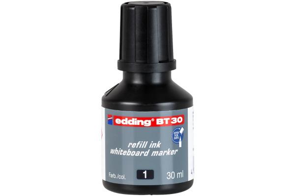 EDDING Tinte 30ml BT30-1 schwarz