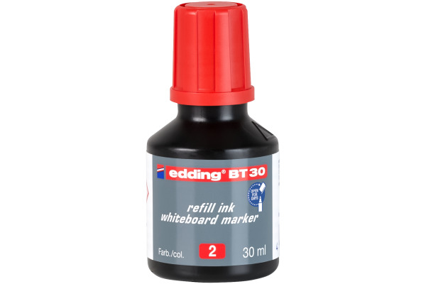 EDDING Tinte 30ml BT30-2 rot