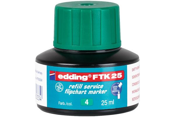 EDDING Nachfülltusche FTK25 25ml FTK-25-004...