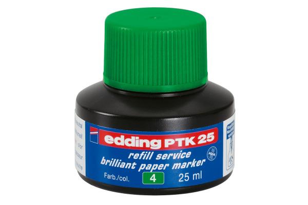 EDDING Tinte 25ml PTK-25-4 grün