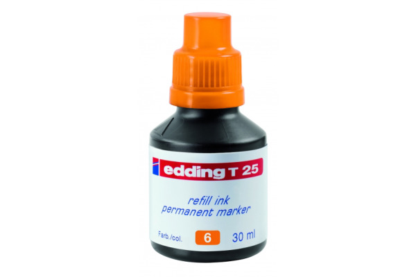 EDDING Tinte 30ml T-25-6 orange