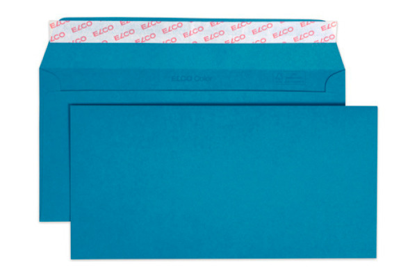 ELCO Couvert Color o Fenster C5 6 18833.33 100g, blau 250 Stück