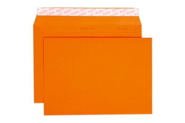 ELCO Couvert Color o Fenster C5 24084.82 100g, orange 250 Stück