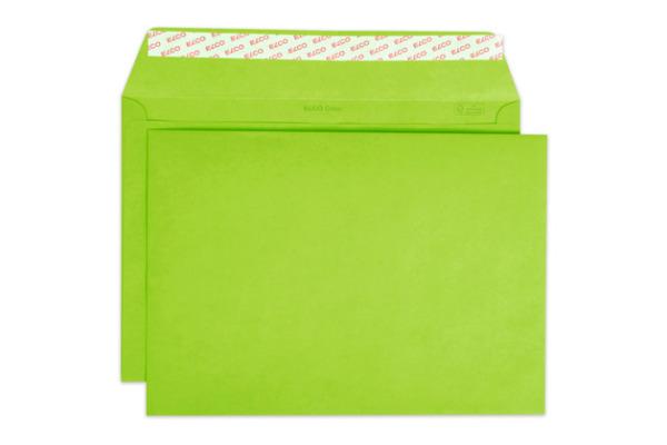 ELCO Couvert Color o Fenster C4 24095.62 100g, grün 200 Stück