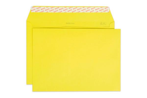 ELCO Couvert Color o Fenster C4 24095.72 100g, gelb 200 Stück