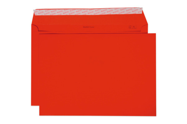 ELCO Couvert Color o Fenster C4 24095.92 120g, rot 200...