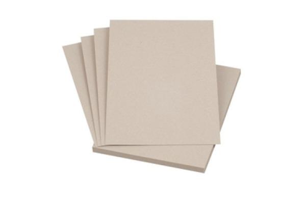 ELCO Einlagekarton C4 27008.20 550g, grau 100 Stück