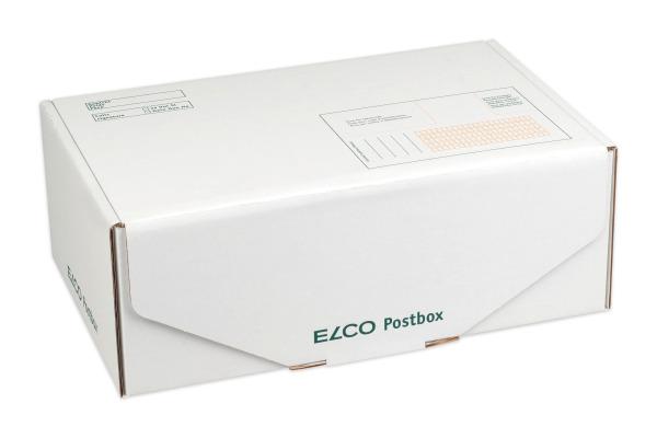 ELCO Postbox 330x215x120mm 28803.1 weiss 5 Stück