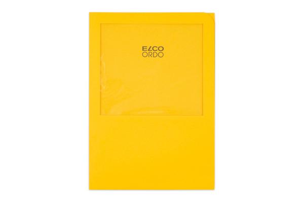 ELCO Organisationsmappen Ordo A4 29464.42 goldgelb 100 Stück