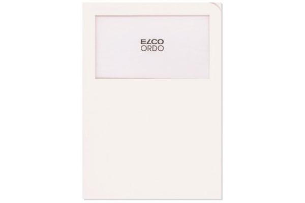 ELCO Sichthülle Ordo Classico A4 29469.10 weiss,...
