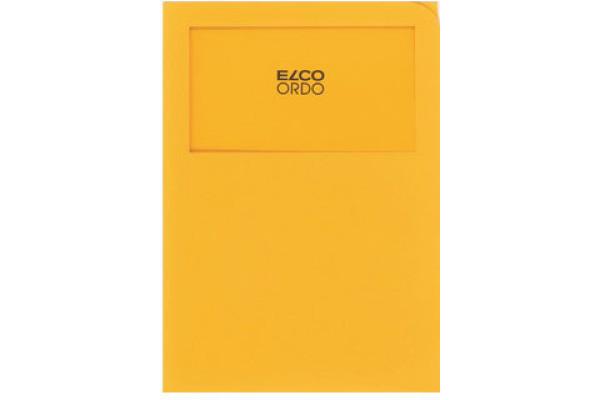 ELCO Sichthülle Ordo Classico A4 29469.42 goldgelb, ohne Linien 100 Stk.