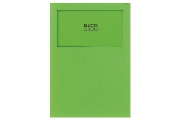 ELCO Sichthülle Ordo Classico A4 29469.62 intensivgrün,o.Linien 100 Stk.