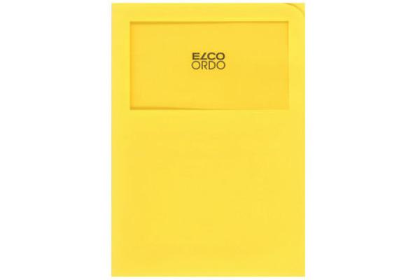 ELCO Sichthülle Ordo Classico A4 29469.72 intensivgelb,o.Linien 100 Stk.