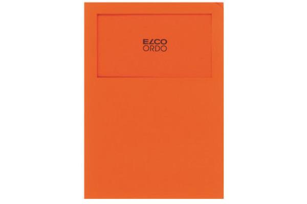 ELCO Sichthülle Ordo Classico A4 29469.82 orange, ohne Linien 100 Stück
