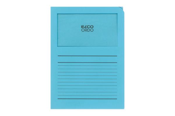 ELCO Sichthülle Ordo 120g A4 29489.31 blau,...