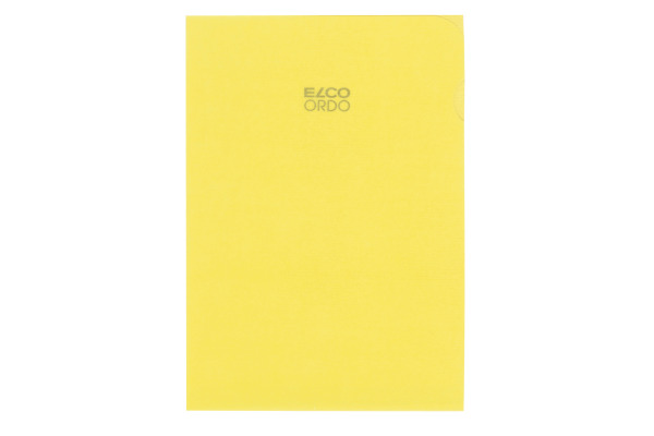 ELCO Organisationsmappen Ordo A4 29490.74 gelb 100 Stück