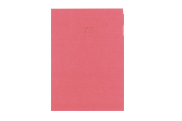 ELCO Organisationsmappen Ordo A4 29490.94 rot 100 Stück