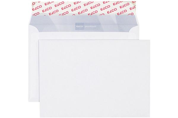 ELCO Couvert Premium o/Fenster B6 30736 100g, weiss 500 Stück