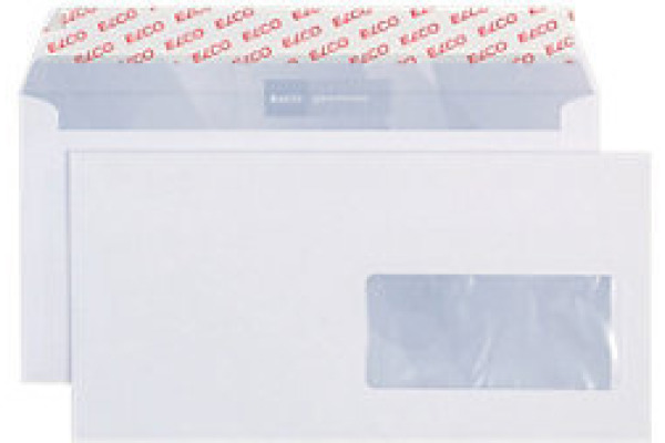 ELCO Couvert Premium Fe. re. C5/6 30796 100g hochweiss,Kleber 500 Stk.