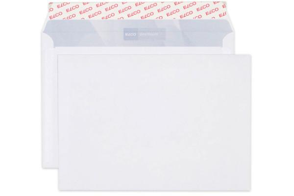 ELCO Couvert Premium o/Fenster C5 32882 80g, weiss 500 Stück