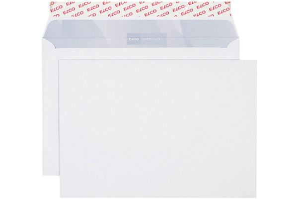 ELCO Couvert Premium o/Fenster B5 32988 120g, weiss 500 Stück