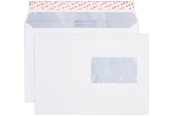 ELCO Couvert Premium m/Fenster B5 32996 100g, weiss 500...