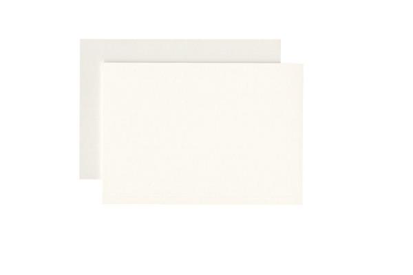 ELCO Karten Dom Prestige A6 330114.10 weiss, 280g 250 Stück