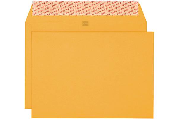 ELCO Couvert Recycling o/Fenster B4 34973 120g, gelb 250 Stück