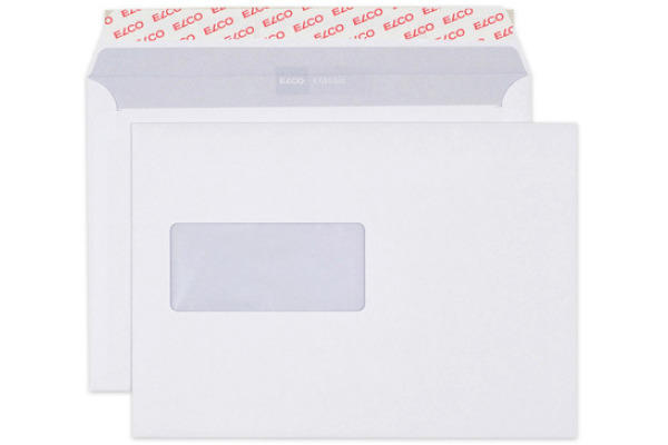 ELCO Couvert Classic m Fenster C5 37999 100g, weiss 500...