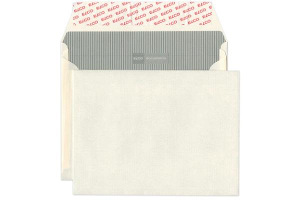 ELCO Couvert Documento Kraft C5+ 48498 120g, beige, Klebung 250 Stk.