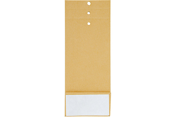 ELCO Mustertasche 110x275mm 700040 braun, 120g 200 Stück