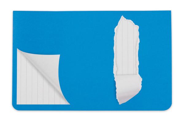 ELCO Schulheft 11x17,5cm 73065.35 liniert blau