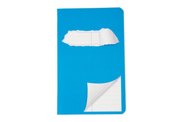 ELCO Schulheft 11x17,5cm 73076.39 Wörterbuch blau