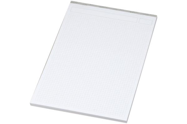 ELCO Schreibblock Prestige A4 73516.20 grau 80 Blatt