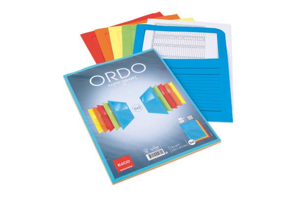ELCO Organisationsmappen Ordo A4 73695.00 5-farbig,...