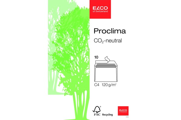 ELCO Couvert Proclima o Fenster C4 74276.20 120g, weiss...