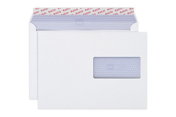 ELCO Couvert Office m Fenster C5 74541.12 100g, weiss 100...