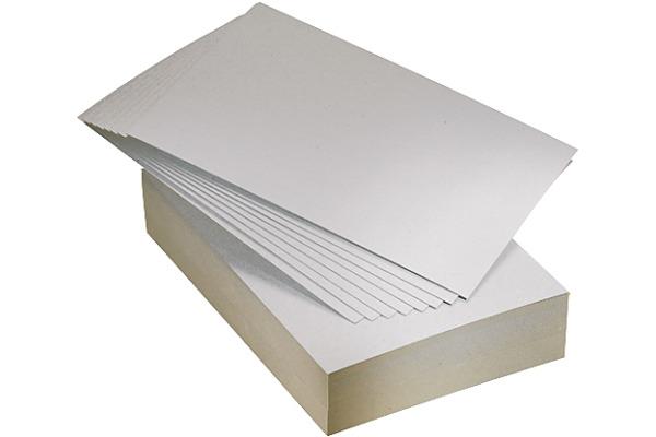 ELCO Einlagekarton C4 74570.2 550g, grau 10 Stück
