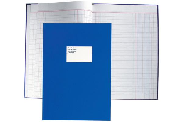 ELCO Kassabuch A4 74601.19 blau 48 Blatt