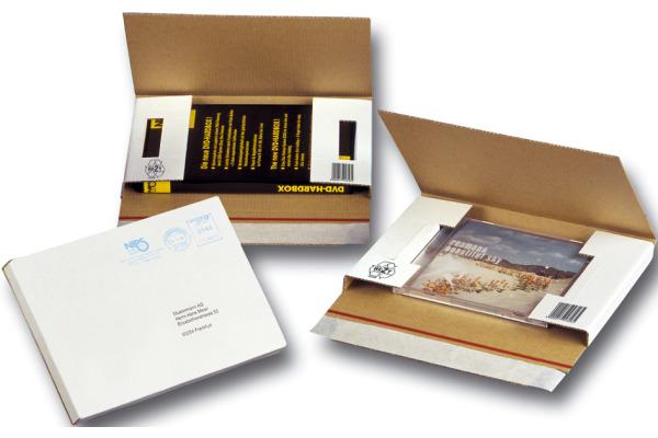 ELCO Versandtasche CD/DVD 846180161 Karton 223x155x20mm