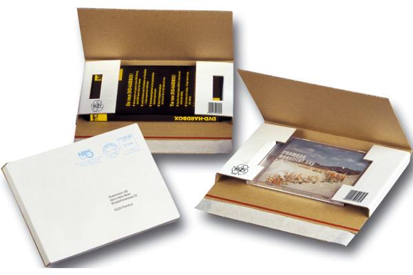 ELCO Versandtasche CD/DVD 3 Stck. 84618161 braun...