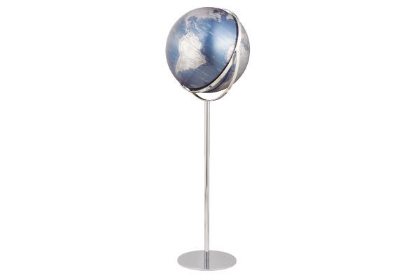 EMFORM Globus STANDAPOLLO SE-0682 Höhe 13.5 Ø 43.6cm blau