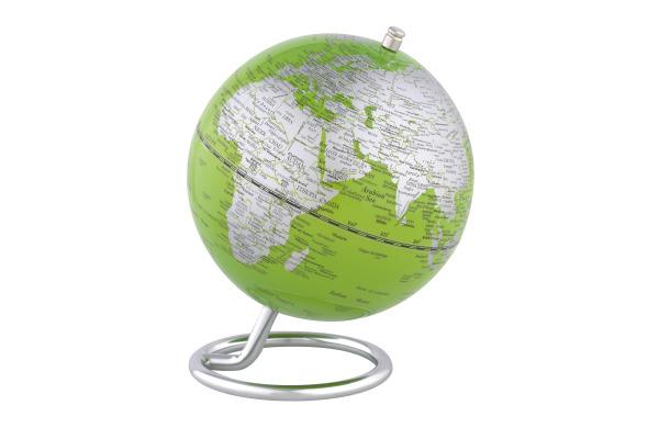 EMFORM Globus MINI GALILEI SE-0708 Höhe 17, Ø 13.5cm grün