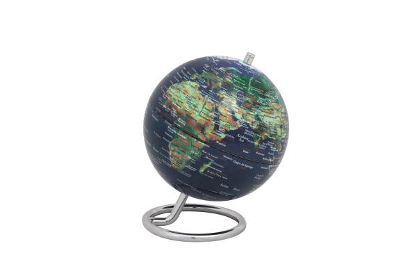 EMFORM Globus MINI GALILEI PHYSICAL2 SE-0765 Höhe 17 Ø 13cm dunkelblau