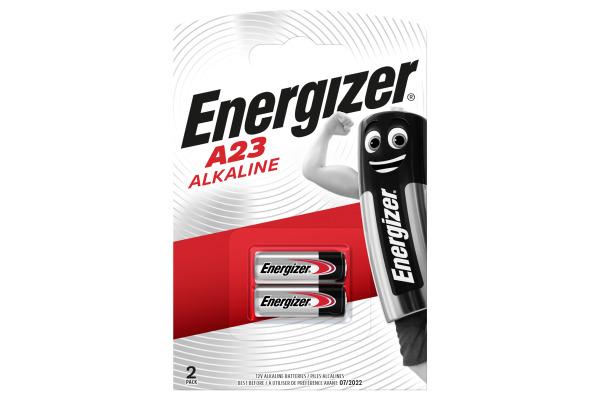ENERGIZER Batterien Spezial 12V A23/E23A 2 Stück
