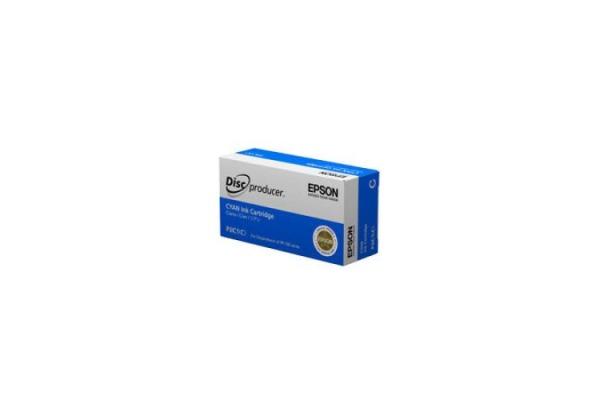 EPSON Tintenpatrone cyan 30772 Discproducer PP-100